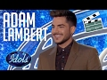Download mp3 Adam Lambert Auditions AGAIN Singing Bohemian Rhapsody On American Idol for free