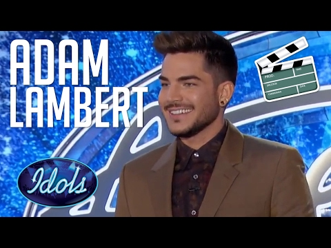 Adam Lambert Auditions AGAIN Singing Bohemian Rhapsody On American Idol