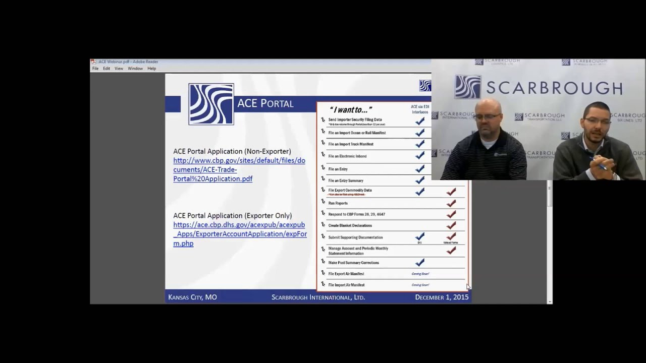 ACE Question/Answer Forum: Session One Introduction - YouTube