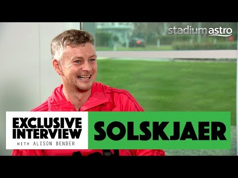 Solskjaer on coaching Rashford, Fergie's notes and playing with 2 strikers Mp3