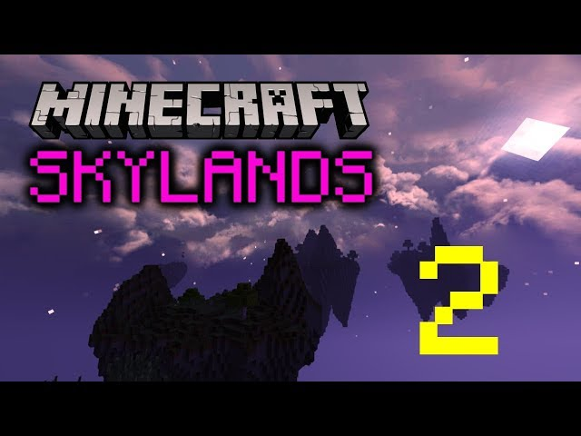 🎮 Minecraft Skylands | Episode 2 | Let's play FR