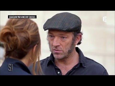 L': Vincent Cassel  Stupéfiant !