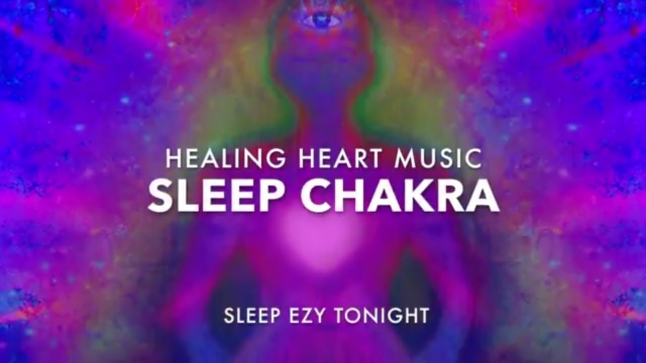 Calm Sleep Energy Pure Healing Heart Chakra Meditation