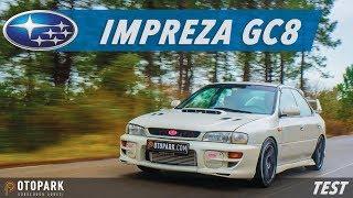 Subaru Impreza GT 2.0 Turbo | Subaru aşkı GC8 ile başlar | TEST
