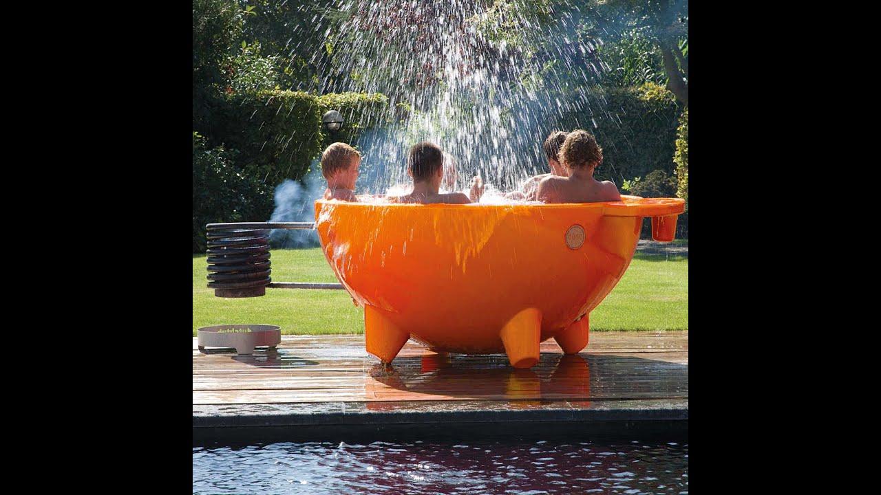 BadeWanne nicht nur fr den Garten Lifestyle Design