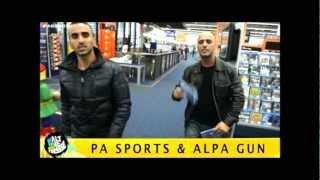 Pa Sports Feat. Alpa Gun - Alles Filme