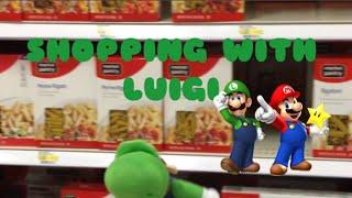 Mario & Luigi Brothers For Life | Shopping With Luigi