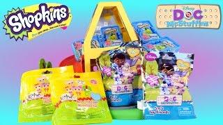 SURPRISE BAG TOYS Rare Lalaloopsy Disney Junior Doc McStuffins and Shopkins at Peppa Pig