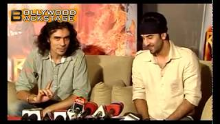 vuclip Ranbir Kapoor & Nargis Fakhri's hot KISS