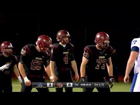 Minnetonka vs. Maple Grove Class 6A Section High School Football