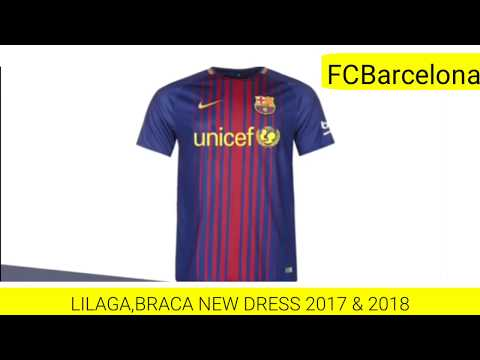 20 Champions League kits with classic sponsors 2017/18     FC BARCELONA REAL MADRID