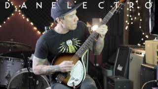 Danelectro Baby Sitar guitar demo - by RJ Ronquillo