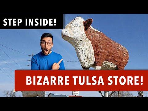 TULSA VANISHED BUSINESS  Moss Appliance Repair At 15th & Utica | Tulsa History Series