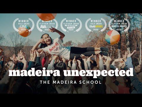Madeira Unexpected
