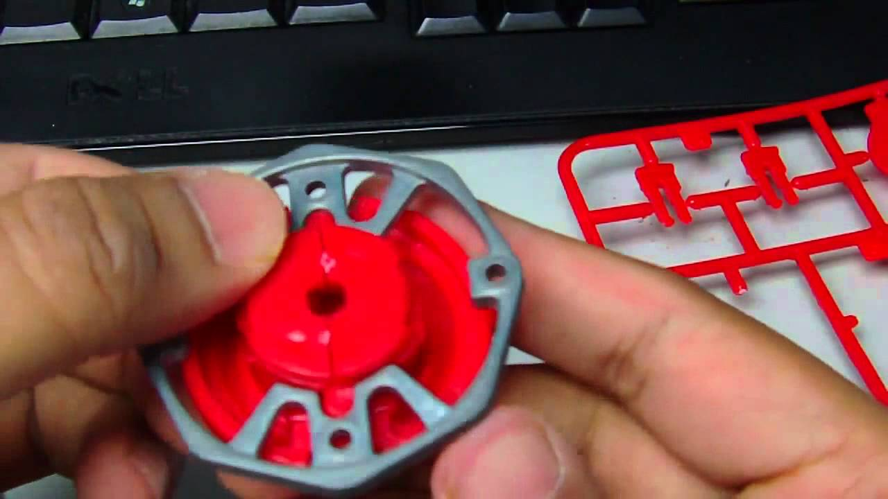 Beyblade Galzzly A-9 Unboxing - YouTube