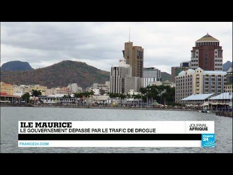 L'île Mauricedépassée par le trafic de drogue