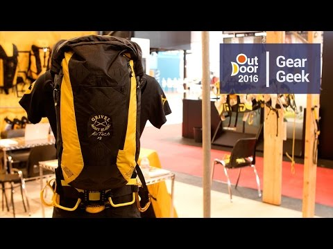 5063e0c4d744c0 Grivel Air Tech 28 Backpack | Outdoor 2016 - YouTube