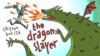 The Dragon Slayer | Cartoon Box 136 | By Frame Order | Funny animated cartoons