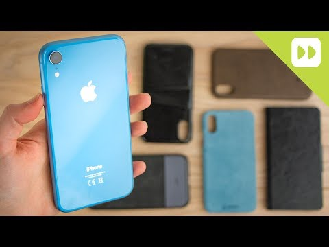 Best IPhone XR Leather Cases (Top 5 Review)