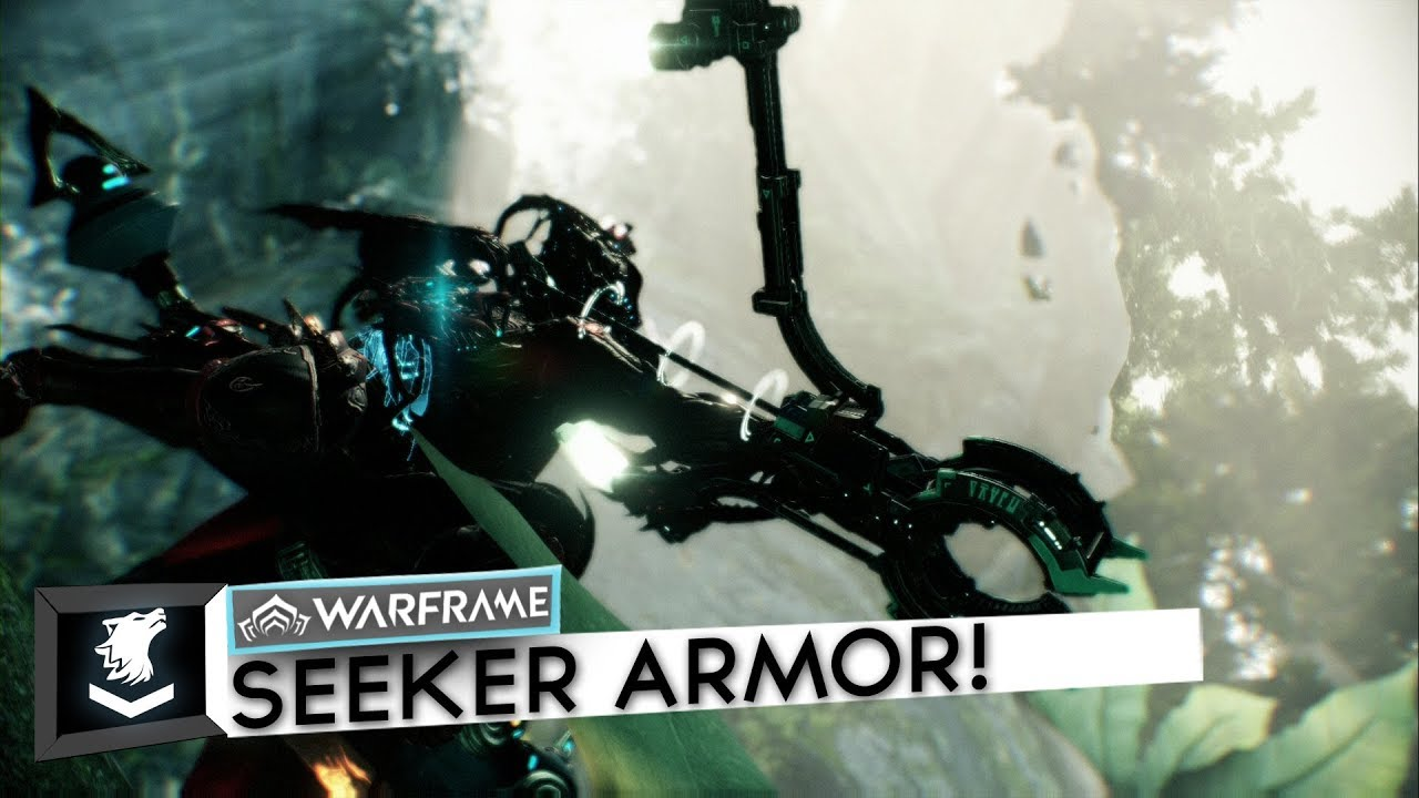 Ash Prime Seeker Armor 1 Forma Armor Strip Build Warframe