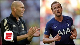 Real Madrid still searching for answers and Spurs remain dominant in preseason | ESPN FC