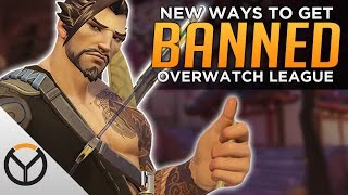 Overwatch: NEW Ban System & Overwatch League