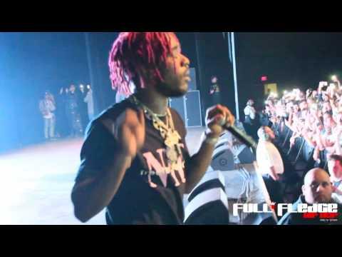 Lil Uzi Vert Bad and Boujee Live