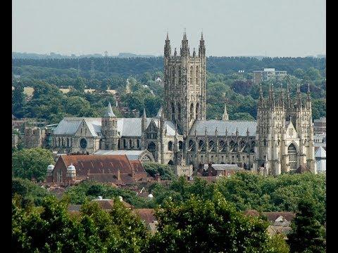 Viagens pela Inglaterra Canterbury,UK