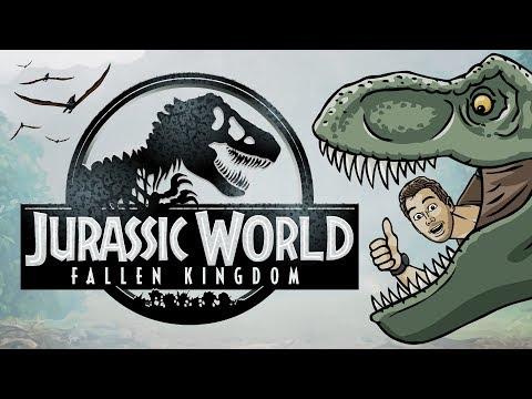 Jurassic World Fallen Kingdom Full online Spoof - TOON SANDWICH