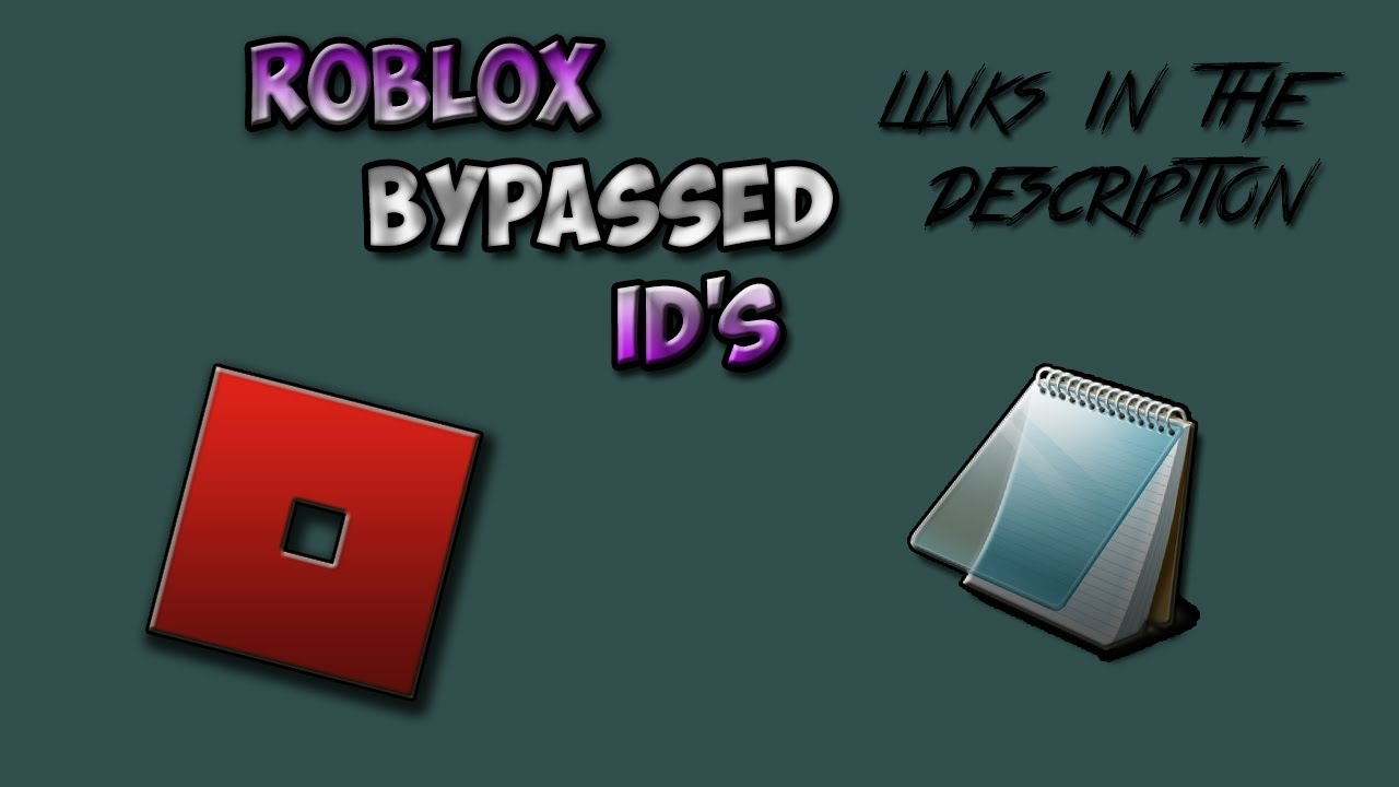 Roblox Bypassed Audios! by Luthix