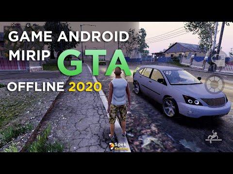 6 Game Mirip GTA Offline Terbaik Android 2020