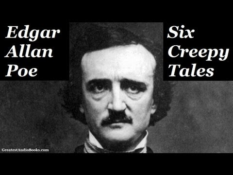 Image result for six creepy tales by edgar allan poe