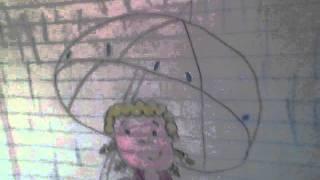 el dibujo lluvioso