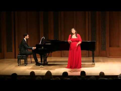 Marilyn Horne Song Competition July 18, 2015 Part 2