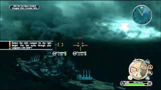"""Battlestations Pacific Allies Walkthrough 2 """"Battle of Cape Esperance"""" Gold medal 1080p"""