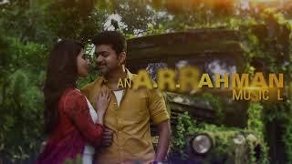 Mersal Neethanae Tamil Song Promo Vijay Samantha A R Rahman