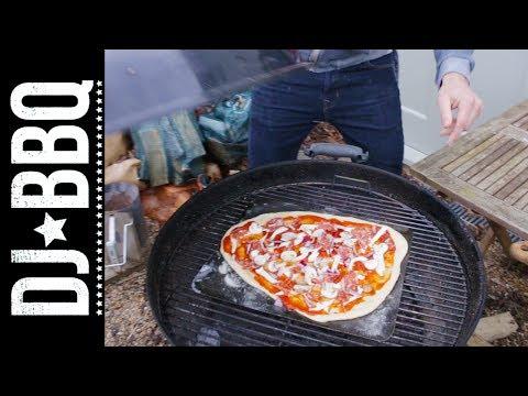 Make a Pizza on BBQ! | DJ BBQ
