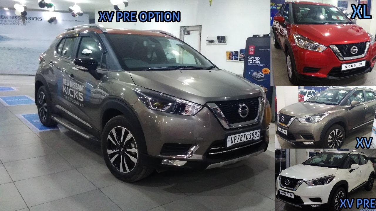 Nissan 2019 Kicks All Variants All Colours Real Life