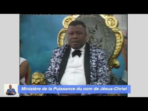 Ev. kiziamina Kibila à Kinshasa 2017