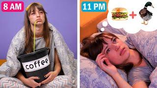 13 Situationen, Die Garantiert Jeder Kennt / Frühaufsteher vs Nachteulen