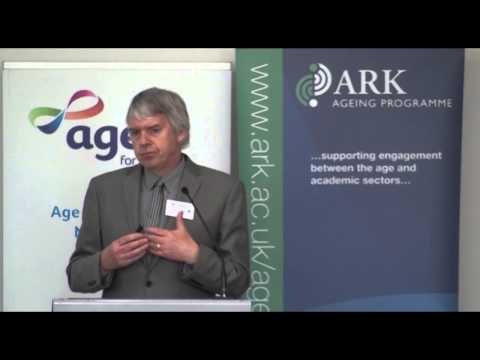 Prof. Robin Means - At the Crossroads: Preparing for an Ageing Population