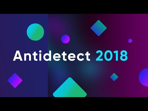 Antidetect project 2018 | TBN