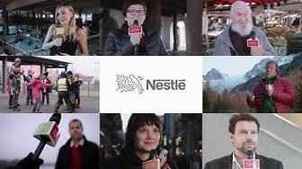 Nestlé Suisse - Comment réduire notre consommation d'eau?