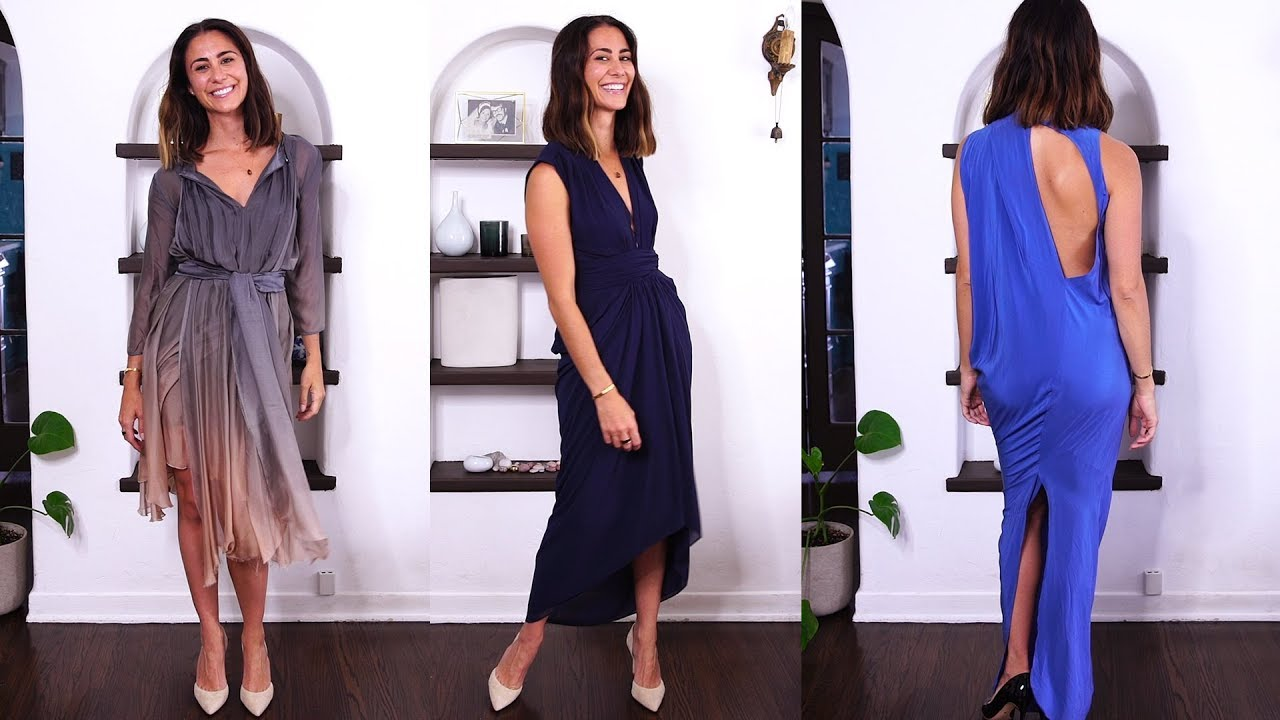 What To Wear To A Wedding As A Guest Youtube