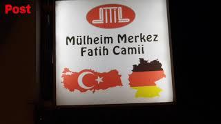 Camiye Bomba İhbarı - Post Aktüel - MAliDA - Mülheim an der Ruhr
