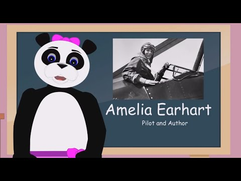 Amelia Earhart (Educational Videos for Students) Watch Cartoons Online  (Free TV) CN