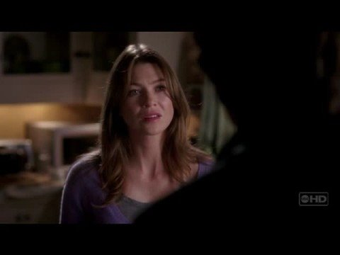 [Grey's Anatomy] Meredith & Derek, Choice