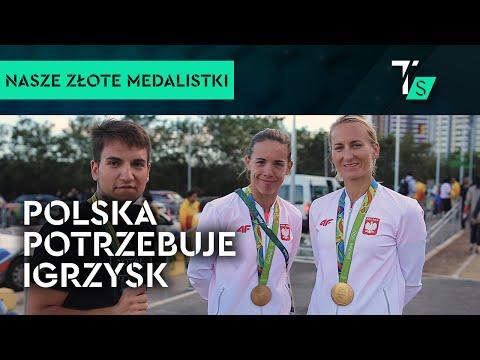 Złote medalistki: W Rio jest super! Zorganizujmy igrzyska w Polsce!