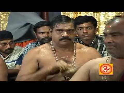 Chenda Melam - Live at Sabharimala