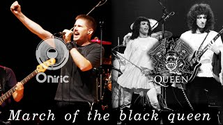 Oniric - March of the black queen (Queen cover)